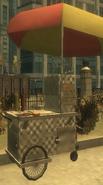 Puesto Hotdogs GTA IV
