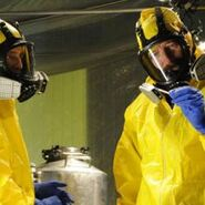 Fumigador Breaking Bad