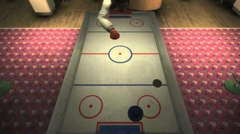 GTA IV EFLC TBoGT - Air Hockey