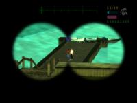 Vista de los binoculares en VCS