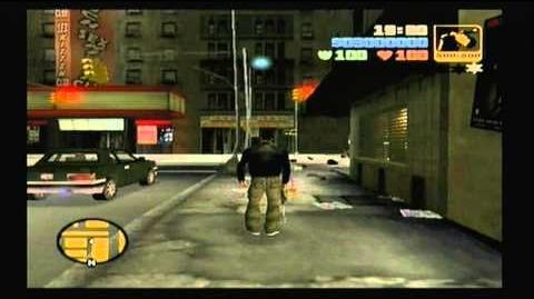 GTA 3 Beta gameplay & trailer