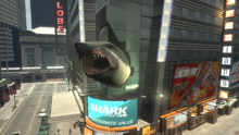 SHARK anuncio