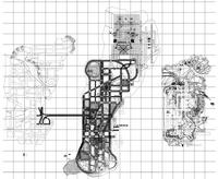 Mapa de Liberty City beta