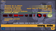 GTA III Reproductor MP3