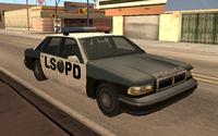 Coche Policía Los Santos