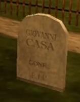 GiovanniCasa-tumba