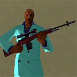 Rifle de francotirador VCS