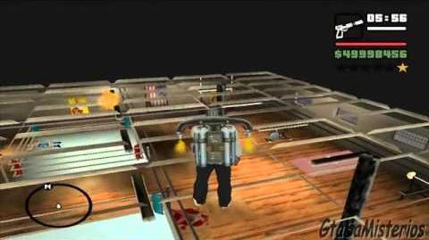GTA San Andreas Como entrar a la casa de B-Dup por el inframundo