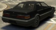Hakumai detrás GTA IV