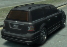 Landstalker detrás GTA IV