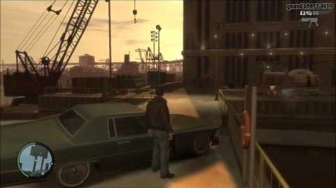 GTA IV Mission Dust Off