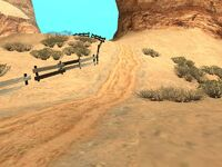 Camino a la mina 1
