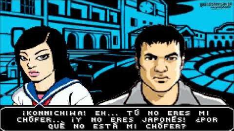 """Grand Theft Auto Advance - Misión 26 """"Salir de clase"""""""