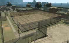 Penitenciaría Alderney Patio