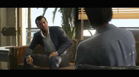 Grand Theft Auto V - Michael Trailer