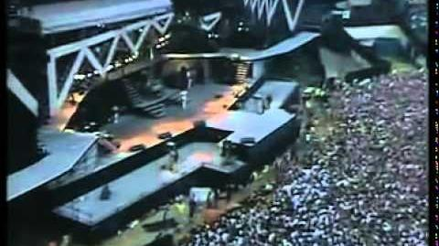 Queen - Live At Wembley Stadium 1986 -COMPLETO