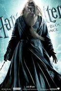 HBP Main Character Banner Albus Dumbledore