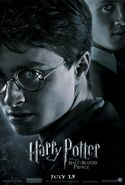 Normal poster Harry and Draco