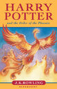 Harry Potter and the Order of the Phoenix (U.K child version)