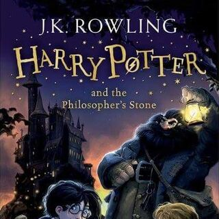 <i>Harry Potter and the Philosopher's Stone</i>