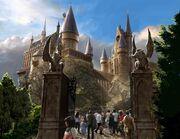 Parque Temático de Harry Potter - Hogwarts Interior.jpg