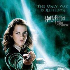 El único camino es la rebelión (Hermione y Umbridge)