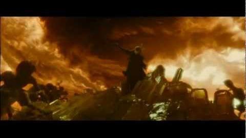 Albus Dumbledore crea Anillo de Fuego para Proteger a Harry Potter-0