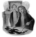 Harry Potter y el misterio del príncipe - Ilustración capítulo 21