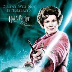 La desobediencia no será tolerada (Umbridge y Dumbledore)