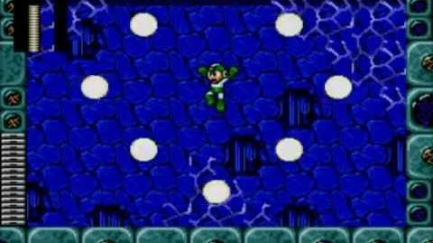 Mega Man The Wily Wars (Mega Man 3) - Gemini Man