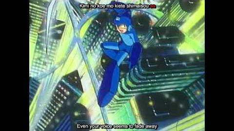 Rockman 8 Opening Subtitled
