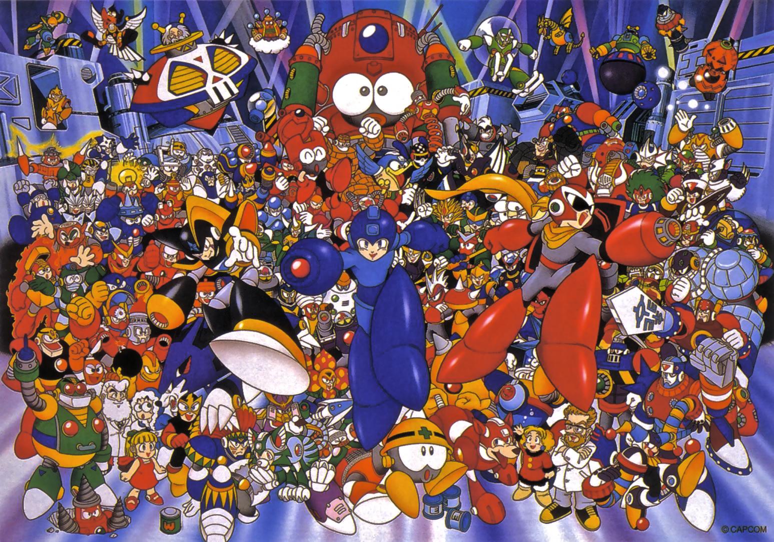 Mega man saga mega man hq fandom powered by wikia - Megaman wikia ...