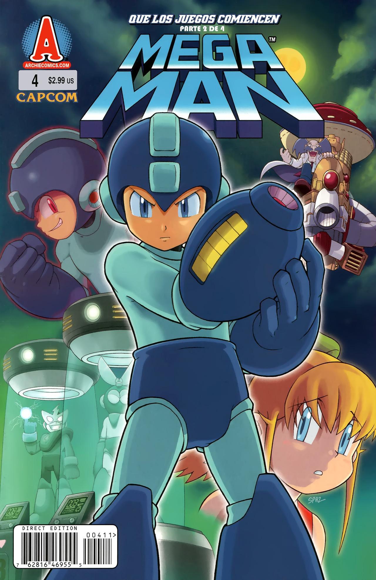 Mega man no 004 mega man hq fandom powered by wikia - Megaman wikia ...