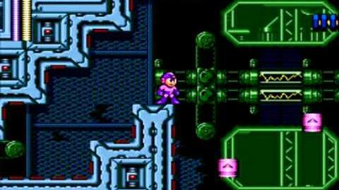 Mega Man The Wily Wars (Mega Man 3) - Spark Man-0