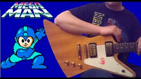 Mega Man 1 Guitar Playthrough