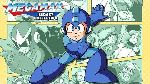 Mega Man Legacy Collection 3DS Trailer