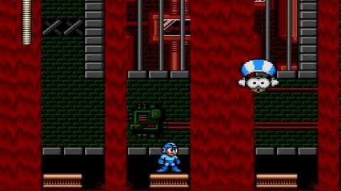 Mega Man The Wily Wars- Shadow Mans Stage
