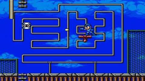 Mega Man 2 (the Wily Wars) Part 2 Crash Man