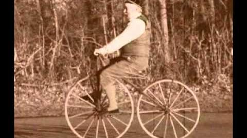 Ciclismo de ruta - Historia de la bicicleta