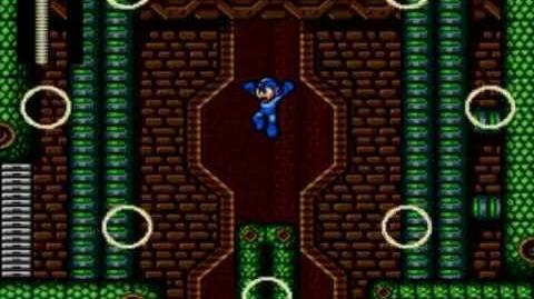 Mega Man The Wily Wars (Mega Man 3) - Snake Man