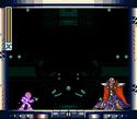 Sigma, con Velguader vs Mega Man X, Palacio Sigma. 1º confrontación del heroé y del villano.