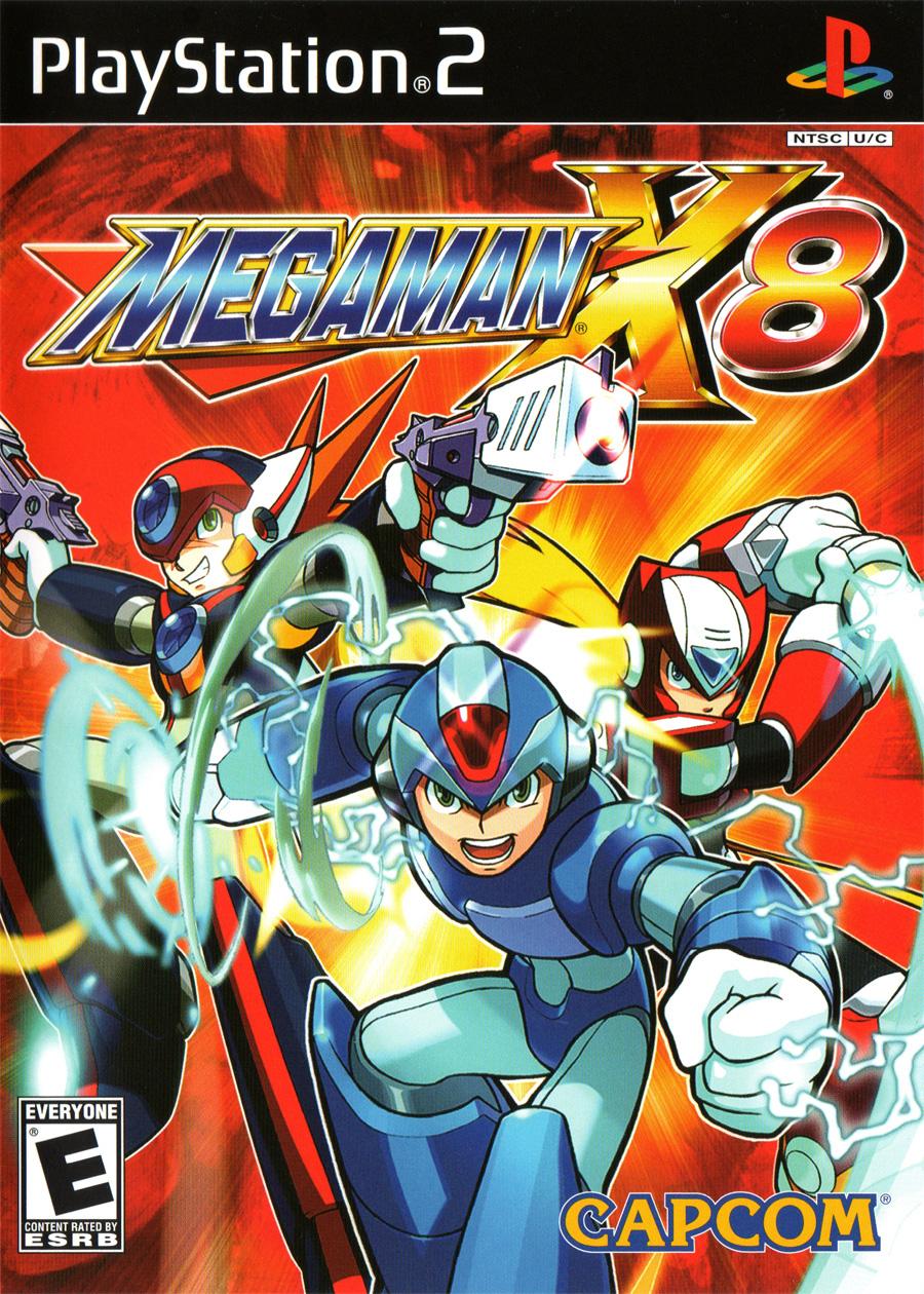 Mega man x8 mega man hq fandom powered by wikia - Megaman wikia ...