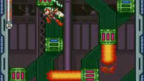 Mega Man 7 100% Walkthrough Part 12 -Wilys Fortress 2