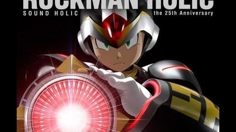 ROCKMAN HOLIC『X-Buster』P.V.【SOUND HOLIC】