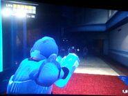 Toy Mega Buster 01
