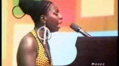 Nina Simone - Ain't Got No...I've Got Life