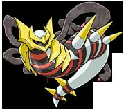 Giratina origen Pokémon Ranger 3.png