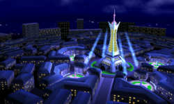 Torre Prisma SSB4