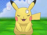 Pikachu en el Poké Recreo (1) XY.png