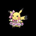 Imagen de Pikachu superstar en Pokémon Rubí Omega y Pokémon Zafiro Alfa